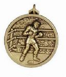 Boxing Medal 30